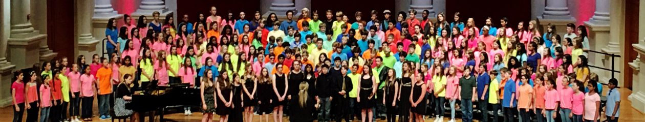 DICKERSON MIDDLE SCHOOL CHORUS